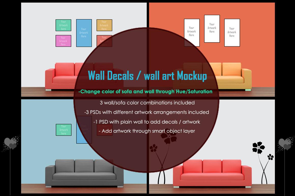 Psd Wall Mockup