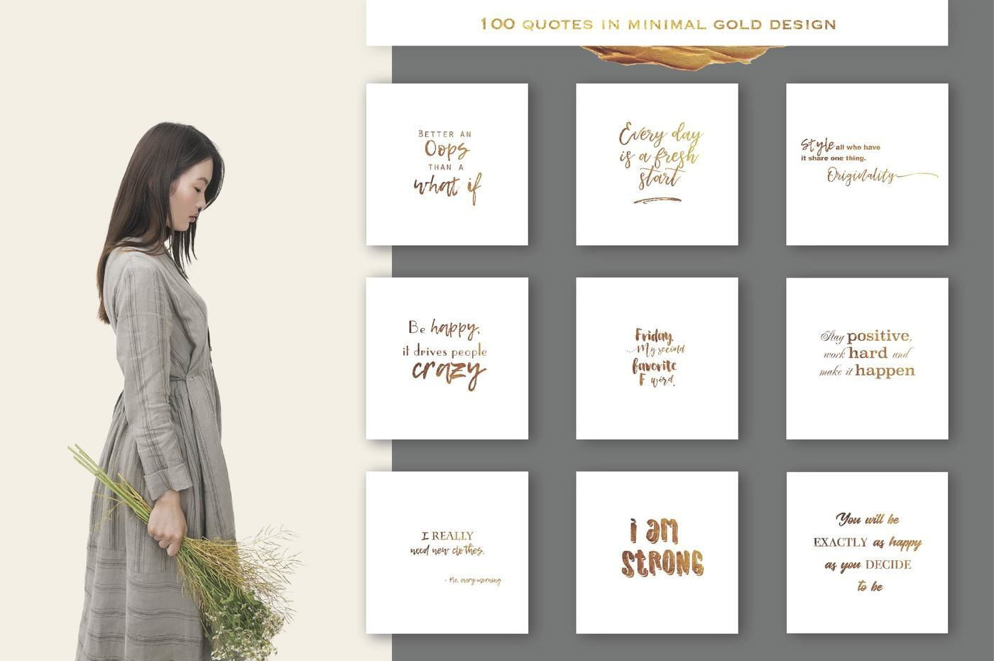 100 Quotes Templates For Instagram By Digital Essence