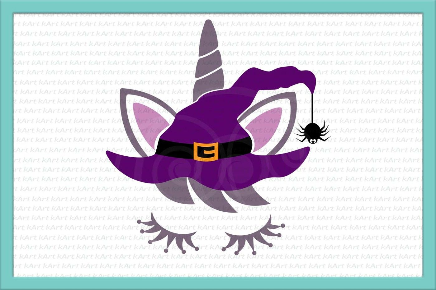 Unicorn Face Svg Unicorn Iron On Unicorn Svg Halloween Svg
