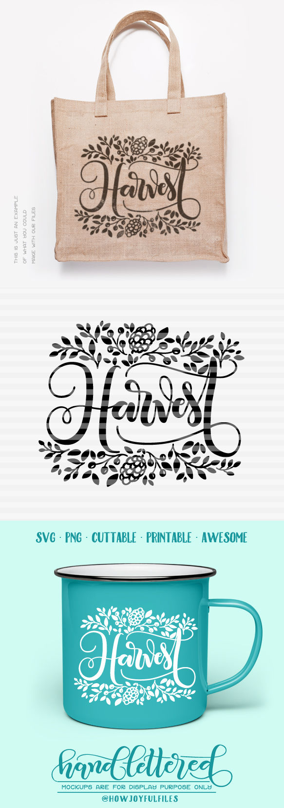 Download Gather – Thanksgiving – Svg – Dxf – Pdf Files – Hand Drawn Lettered Cut File – Graphic Overlay SVG
