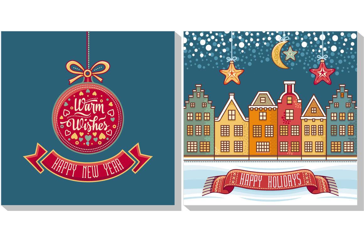 christmas template greeting card christmas invitation