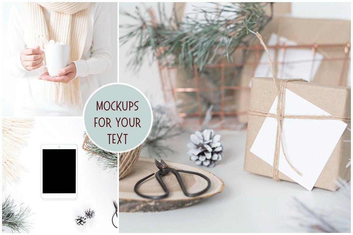 Cozy Christmas Bundle By White Nova Studio Thehungryjpeg Com