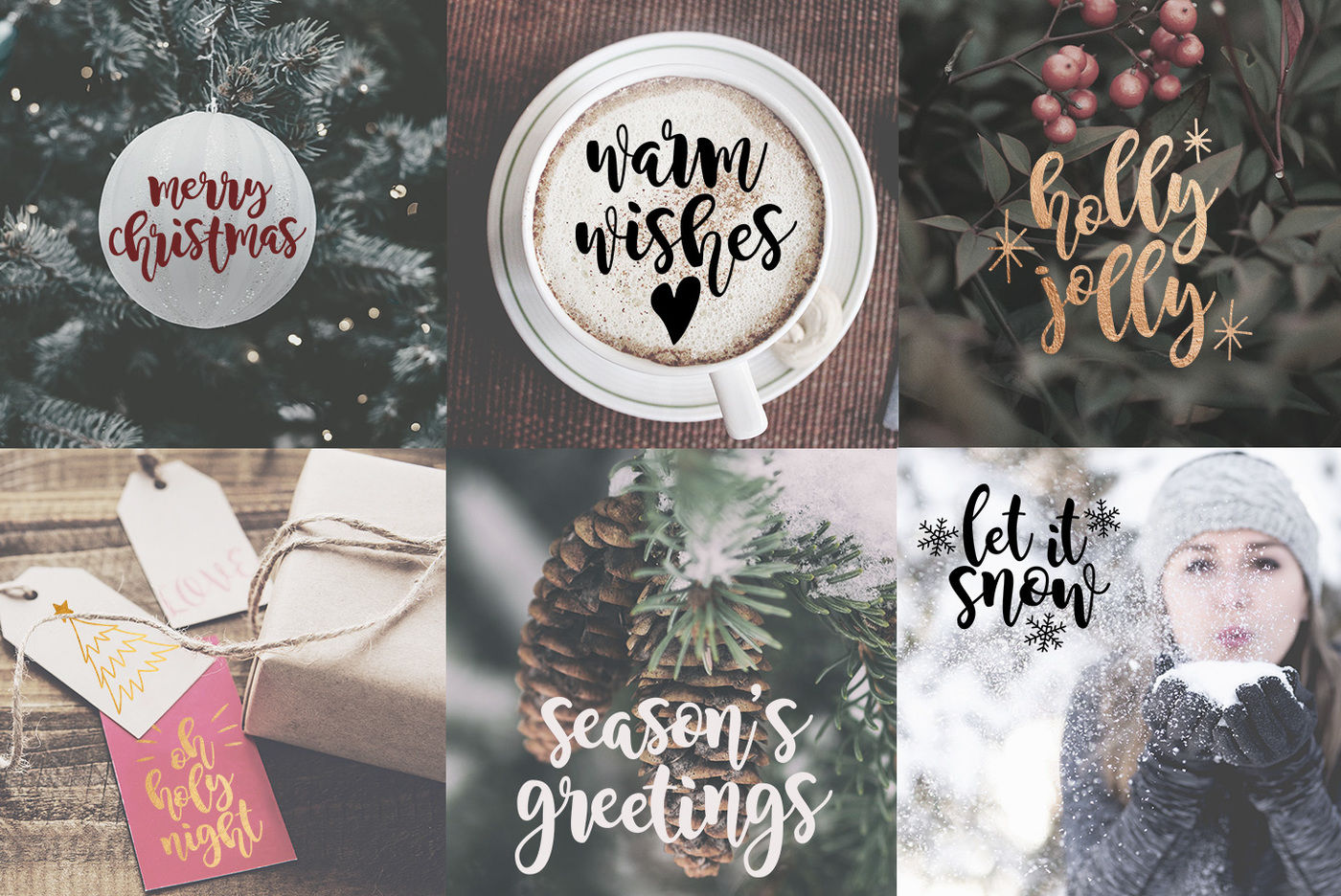45 Christmas Svg Overlays By Mileekae Thehungryjpeg Com