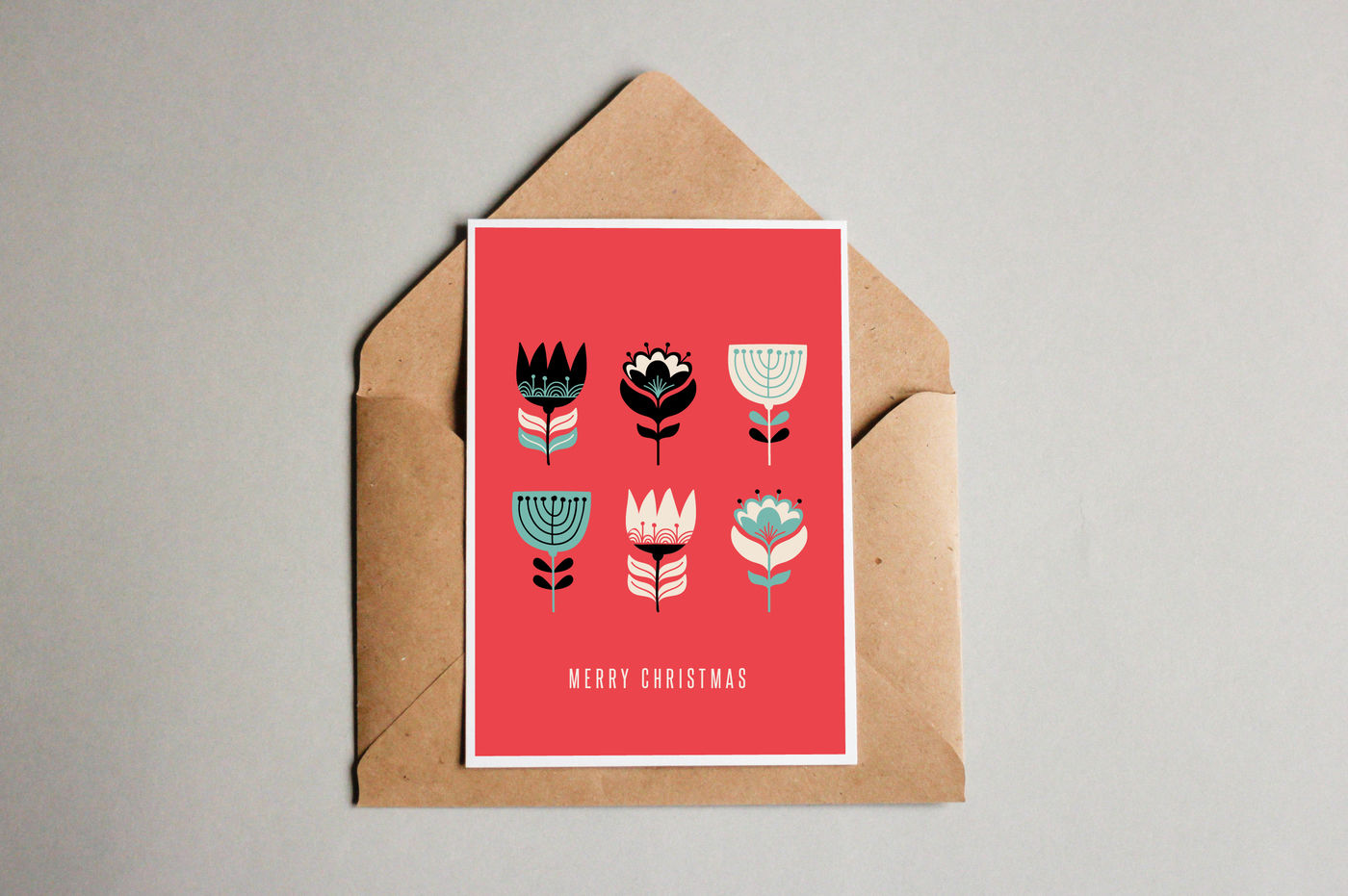 Scandinavian Style Christmas Bundle By Marish Thehungryjpeg Com