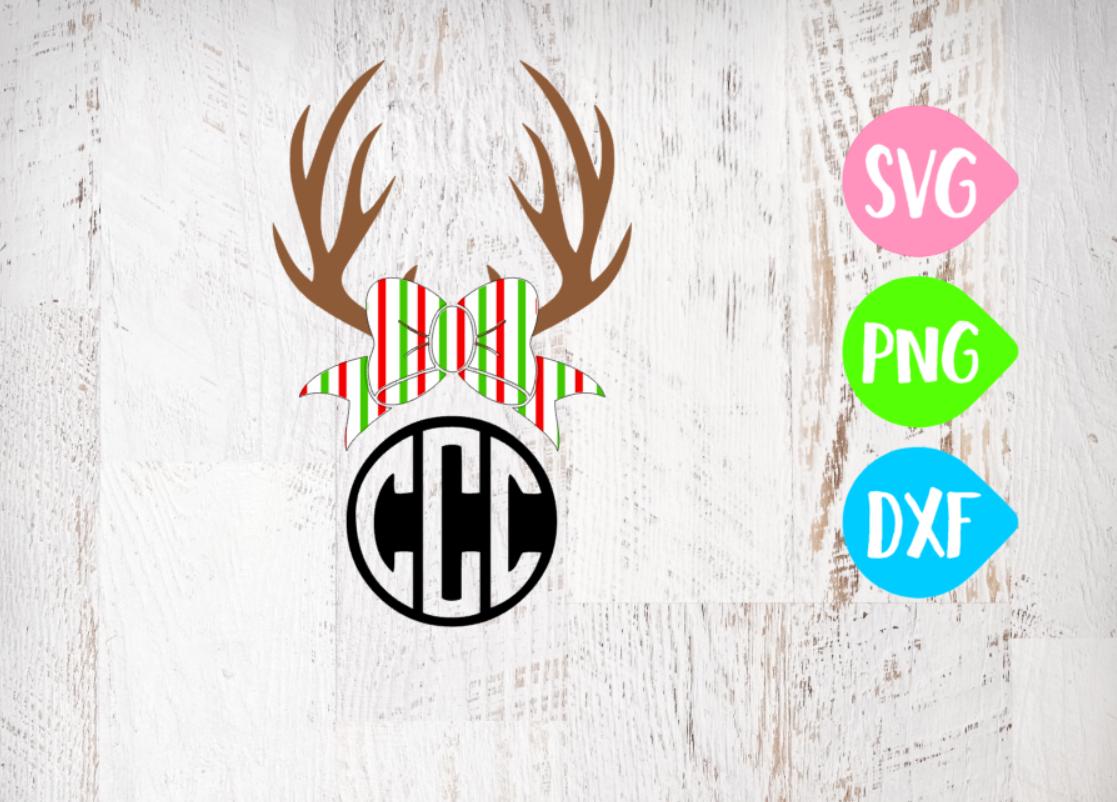 Download Christmas Antler Svg Svg File Download Free And Premium Svg Cut Images