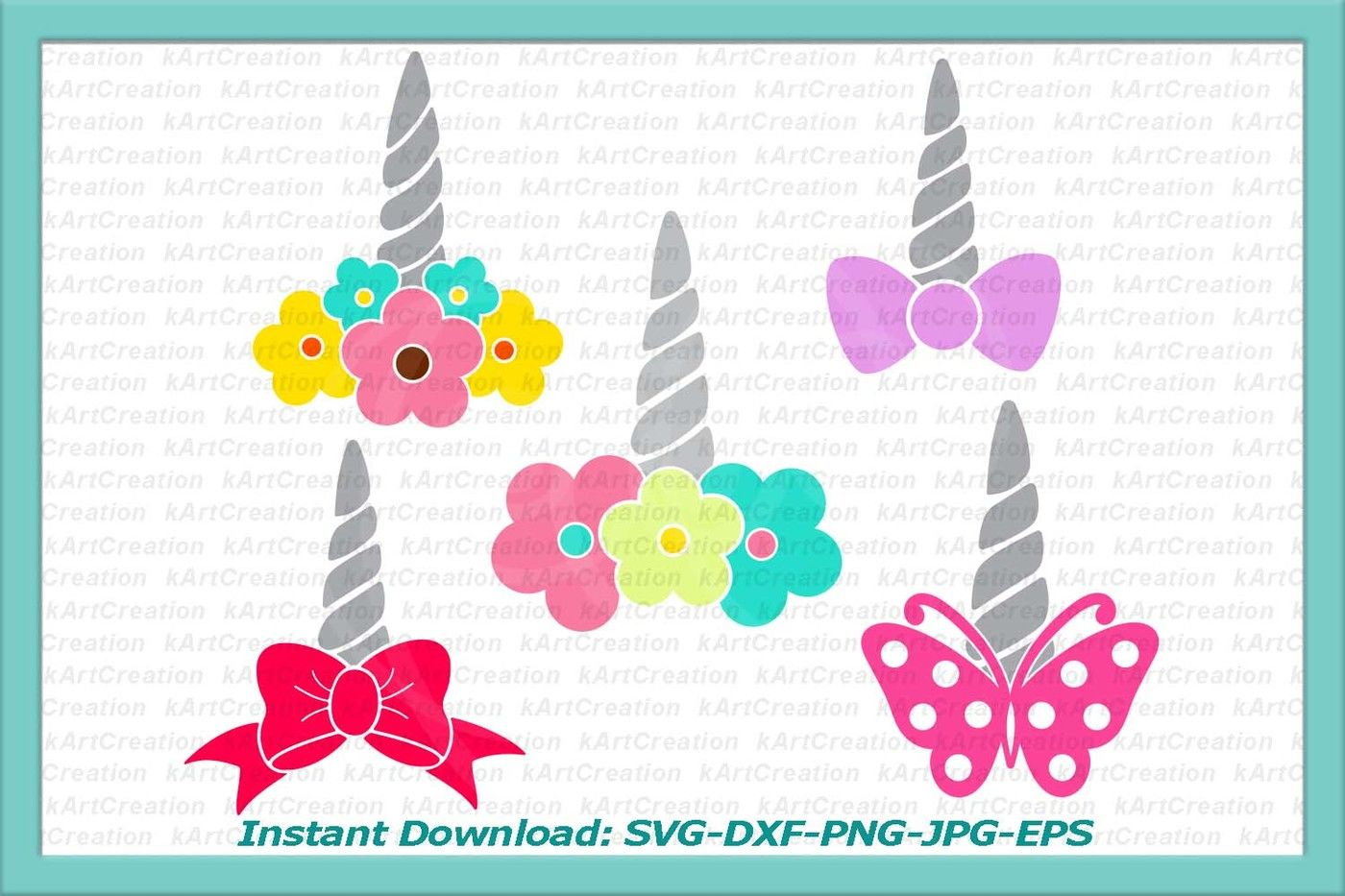 Unicorn Horn Svg Unicorn Svg Unicorn Face Svg Unicorn Svg File