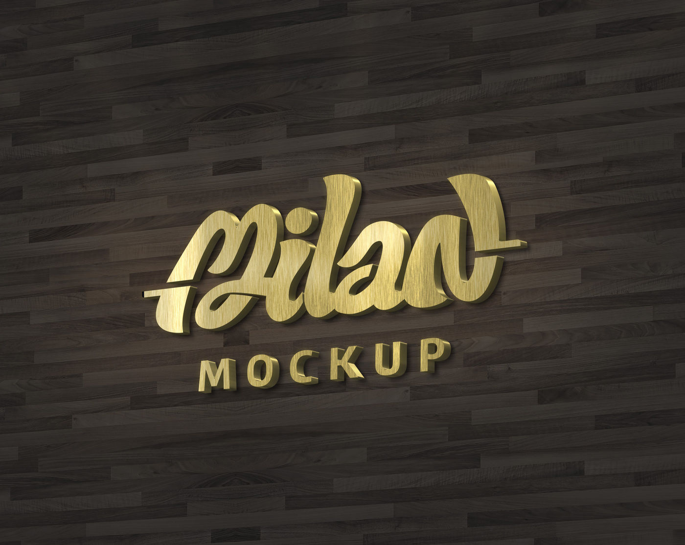 Download 3d Logo Mockup Free Download Psd Yellowimages