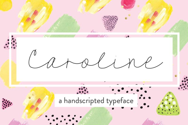 Download The Free Font Bundle By TheHungryJPEG | TheHungryJPEG.com