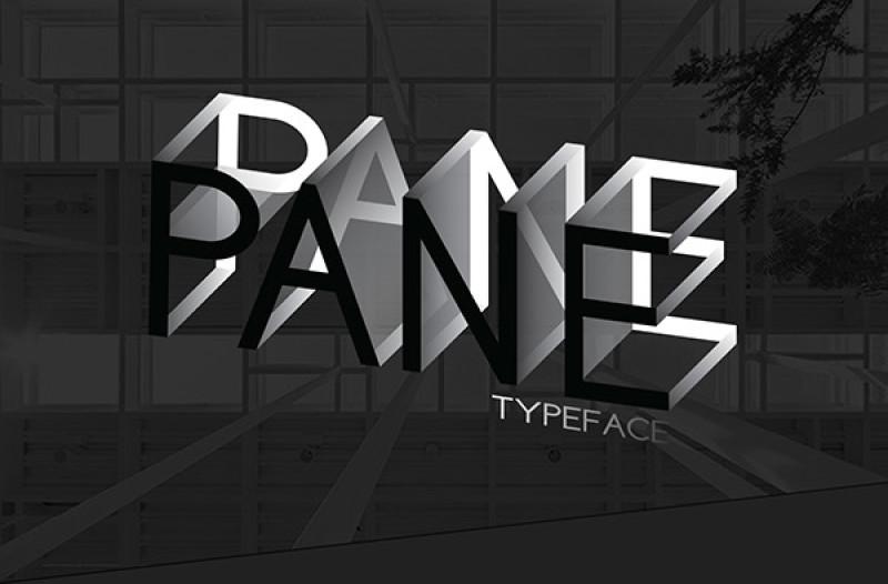 Download FREE Pane Font By TheHungryJPEG | TheHungryJPEG.com