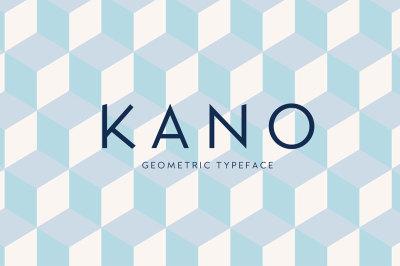FREE Kano Font