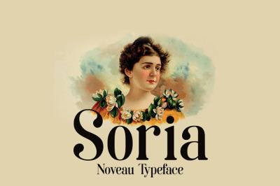 FREE Soria Font