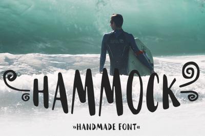 FREE Hammock Font