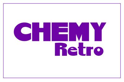 FREE Chemy Retro Font