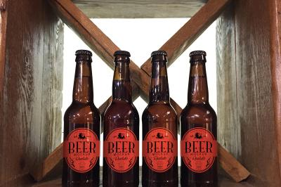 FREE deluxe beer mockup
