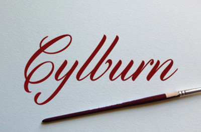 FREE Cylburn Font