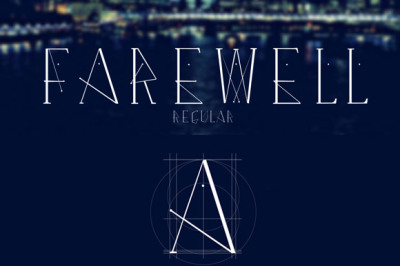 FREE Farewell Font
