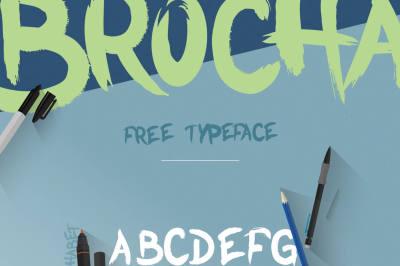 Brocha Typeface