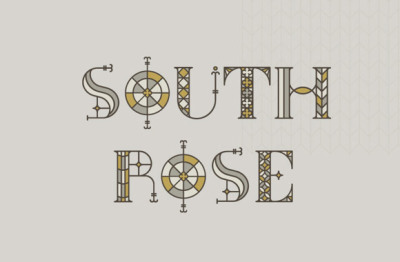 The FREE South Rose font