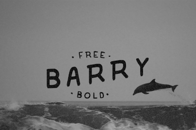 Free Font: Barry Typeface