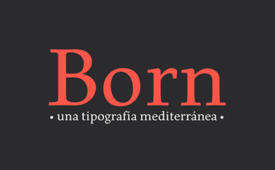 FREE Born Typeface