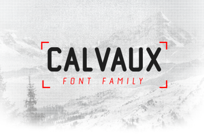FREE Calvaux (Regular Italic) Font