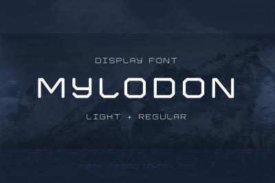 FREE Mylodon Font (light)