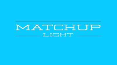 FREE Matchup Light font