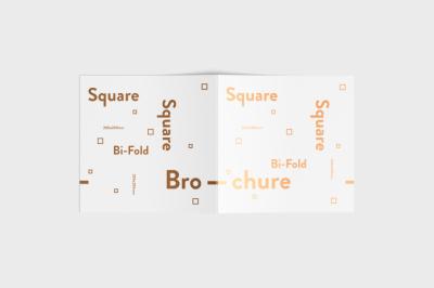 FREE Square Bi-fold Brochure
