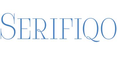 FREE Serifico Font