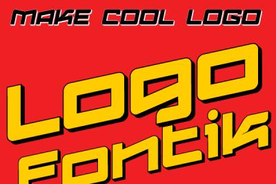 FREE Logo Fontik