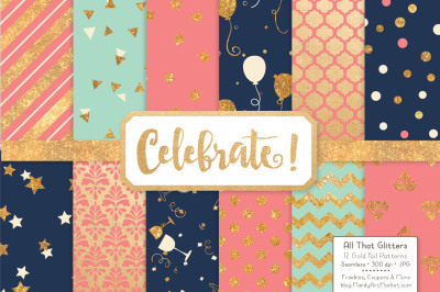 12x Celebration Paper
