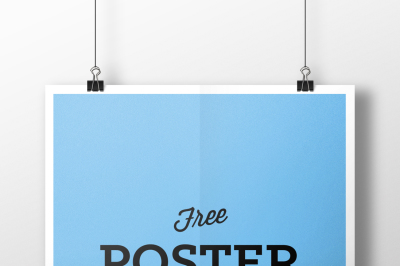 The Poster Mock Up