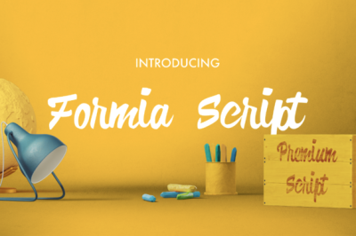 FREE Formia Script