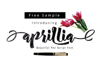 Aprillia Script