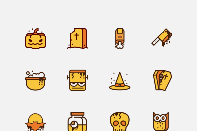 FREE Halloween Icon Pack