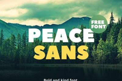 FREE Peace Sans