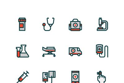 FREE Hospital Icons