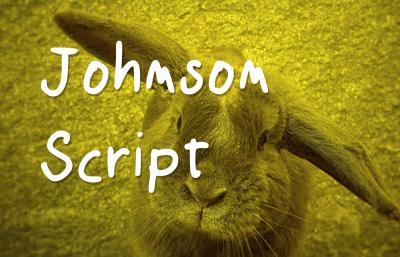 FREE Johnson script