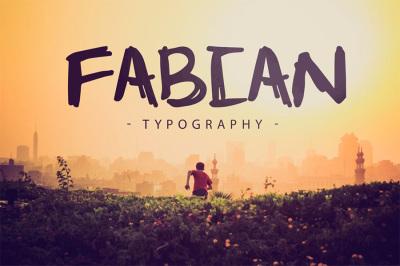 Fabian Typography