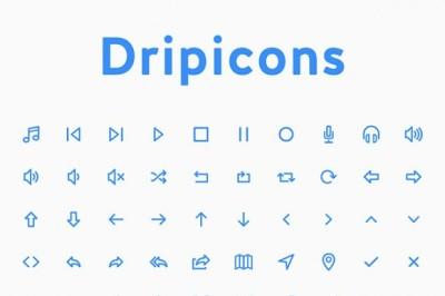 FREE Dripicons