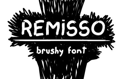 FREE Remisso font