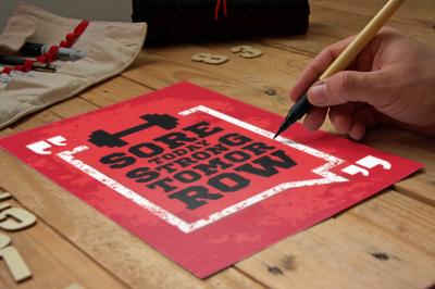 FREE Sketch Poster Mockup
