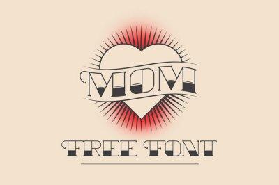 Mom Font Family