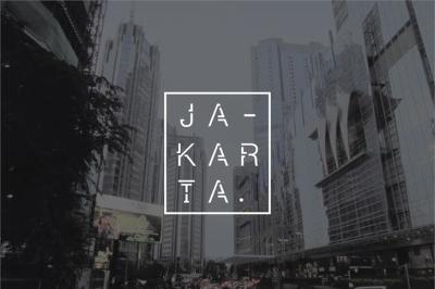 FREE Jakarta Light Font