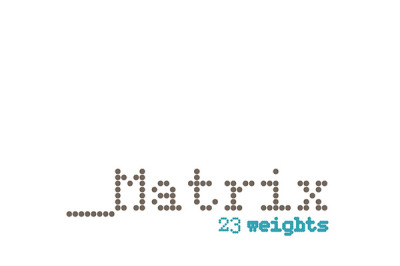 FREE Matrix Font