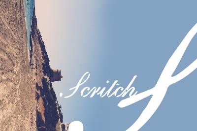 FREE Scritch Font