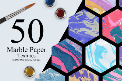 FREE 10 Marble Paper Textures