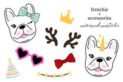 FREE Frenchie & Accessories