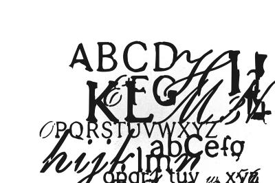 FREE Inbreed Font