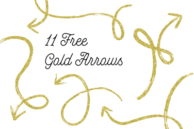 FREE Gold Arrows